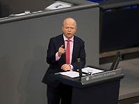 DEU, Deutschland, Germany, Berlin, 15.03.2018: Michael Theurer (FDP) bei einer Rede im Deutschen Bundestag.