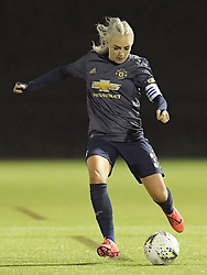 February 20, 2019 - Sheffield, United Kingdom - Alex Greenwod (Manchester United) during the  FA Women's Championship football match between Sheffield United Women and Manchester United Women at the Olympic Legacy Stadium, on February 20th Sheffield, England. (Credit Image: © Action Foto Sport/NurPhoto via ZUMA Press)