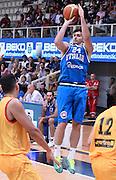 DESCRIZIONE : Trento Trentino Basket Cup Italia - Belgio<br /> GIOCATORE : Riccardo Moraschini<br /> CATEGORIA : nazionale maschile senior A<br /> GARA : Trento Trentino Basket Cup Italia - Belgio<br /> DATA : 12/07/2014<br /> AUTORE : Agenzia Ciamillo-Castoria