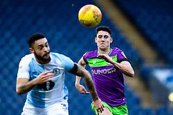 Callum O'Dowda of Bristol City chases down Derrick Williams of Blackburn Rovers - Mandatory by-line: Robbie Stephenson/JMP - 09/02/2019 - FOOTBALL - Ewood Park - Blackburn, England - Blackburn Rovers v Bristol City - Sky Bet Championship