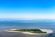 Nederland, Friesland, Terschelling, 07-05-2018; Griend, onbewoonde zandplaat tussen Harlingen en Terschelling. Niet vrij toegankelijk, vogelreservaat.<br /> Uninhabited sandbank in Wadden sea. Bird sanctuary. <br /> <br /> luchtfoto (toeslag op standaard tarieven);<br /> aerial photo (additional fee required);<br /> copyright foto/photo Siebe Swart