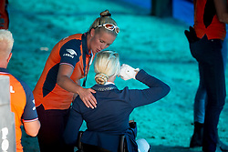 Den Dulk Nicole, NED, Wallace NOP<br /> World Equestrian Games - Tryon 2018<br /> © Hippo Foto - Sharon Vandeput<br /> 22/09/2018