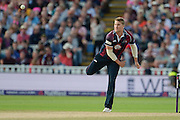 during the NatWest T20 Blast final match between Northants Steelbacks and Lancashire Lightning at Edgbaston, Birmingham, United Kingdom on 29 August 2015. Photo by David Vokes.