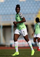 International Women's Friendly Matchs 2019 / <br /> Womens's Cyprus Cup Tournament 2019 - <br /> Nigeria v Thailand 3-0 ( Tasos Marko Stadium - Paralimni,Cyprus ) - <br /> Anam Imo of Nigeria