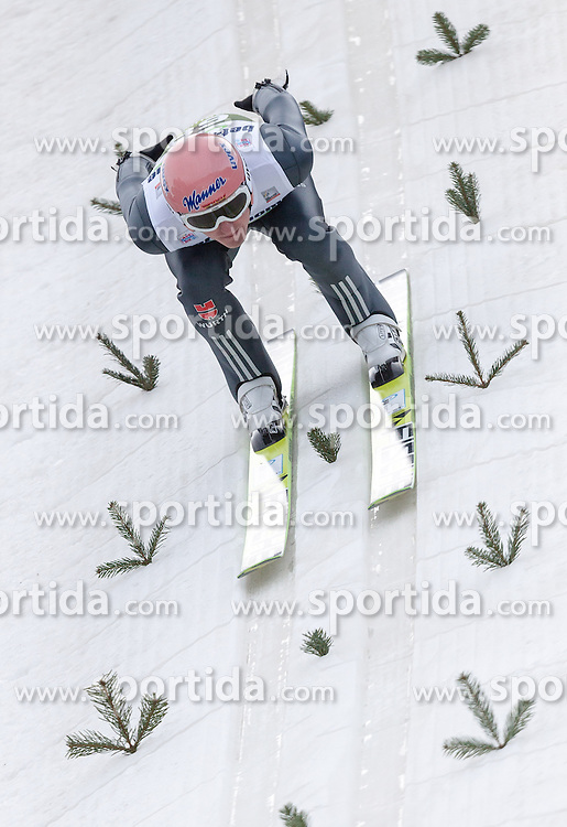 03.01.2014, Bergisel Schanze, Innsbruck, AUT, FIS Ski Sprung Weltcup, 62. Vierschanzentournee, Training, im Bild Severin Freund (GER) // Severin Freund (GER) during practice Jump of 62nd Four Hills Tournament of FIS Ski Jumping World Cup at the Bergisel Schanze, Innsbruck, <br /> Austria on 2014/01/03. EXPA Pictures &copy; 2014, PhotoCredit: EXPA/ JFK