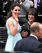 24.APRIL.2013. LONDON<br /> <br /> KATE MIDDLETON ATTENDS A RECEPTION AT THE NATIONAL PORTRAIT GALLERY, LONDON<br /> <br /> BYLINE: EDBIMAGEARCHIVE.CO.UK<br /> <br /> *THIS IMAGE IS STRICTLY FOR UK NEWSPAPERS AND MAGAZINES ONLY*<br /> *FOR WORLD WIDE SALES AND WEB USE PLEASE CONTACT EDBIMAGEARCHIVE - 0208 954 5968*