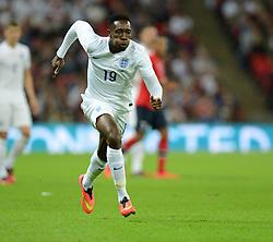 England's Danny Welbeck (Arsenal) - Photo mandatory by-line: Alex James/JMP - Mobile: 07966 386802 - 3/09/14 - SPORT - FOOTBALL - London - Wembley Stadium - England v Norway - International Friendly
