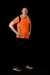 25-04-2013 VOLLEYBAL: NEDERLANDS MANNEN VOLLEYBALTEAM: ROTTERDAM<br /> Selectie Oranje mannen seizoen 2013-2014 / Coach Edwin Benne<br /> ©2013-FotoHoogendoorn.nl