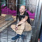 NLD/Amsterdam/20181105 - Lock me Up actie 2019, Niels Geusebroek