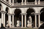Italy, Milan, Brera Academy