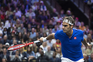 Laver Cup Day 1 - 22 Sept 2018