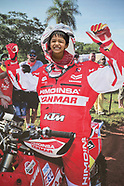 2018 Dakar Rally Race - Lima - 06 January 2018