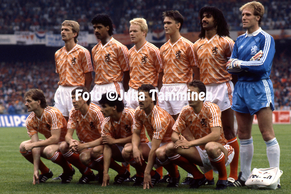 UEFA European Championship - West Germany 1988<br />