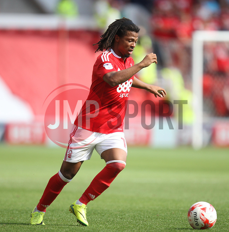 Hildeberto Pereira of Nottingham Forest in action - Mandatory by-line: Jack Phillips/JMP - 06/08/2016 - FOOTBALL - The City Ground - Nottingham, England - Nottingham Forest v Burton Albion - EFL Sky Bet Championship