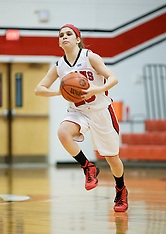 1/30/15 HS Girls Basketball Bridgeport vs Buckhannon Upshur