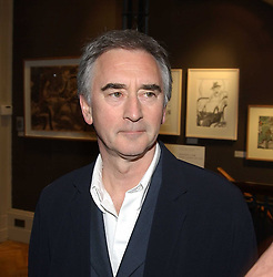 Actor DENNIS LAWSON at a party to celebrate the publication of an autobiography by the late Jack Rosenthal at The Fine Art Society, 148 New Bond Street, London W1 on 21st April 2005.<br />