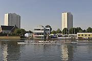 Gent, BELGIUM,  International Belgian Rowing Championships, Sunday 10/05/2009, [Mandatory Credit. Peter Spurrier/Intersport Images]