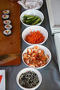 Salmon Sushi, Sitka, Alaska