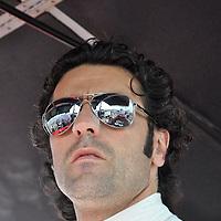 Dario Franchitti at Indycar 2012