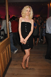Model PORTIA FREEMAN at a party to celebrate Westfield London's sponsorship of the British Fashion Council's Fashion Forward Awards held at the Haymarket Hotel, 1 Suffolk Place, London on 17th July 2007.<br /><br />NON EXCLUSIVE - WORLD RIGHTS