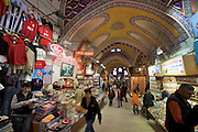 Istanbul. The Great Bazar (Kapali C?arsi). Turkish Delight & Co.