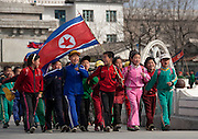Swinging Pyongyang<br /> The hidden side of the North Korean Capital<br /> <br /> Most of the Medias show the images of poverty and dictatorship I. North Korea , but as told Me a defector , Nk is a real country with activities, culture, love , etc<br /> As China has started to overflow the country with products , you can clearly see the changes in pyongyang.<br /> Mobile phones are run by orascom Egypt company and millions have subscribed to it, even if calling abroad is impossible .<br /> The clothes have changed . When I came in 2008 everybody wore this vynalon clothes made in nk making them look like robots in the streetd as the tissue is not soft at all.<br /> Now fake products of American brands etc are everywhere .<br /> The attitude of people has also changed .<br /> Seeing young people together is more and more possible in the fun fairs for example.<br /> The huge park of the main fun fair has became a great rendez vous area for the young people.<br /> One of my guide who was 20 kept on texting , telling me that she was answering young students of her age who wanted a date.<br /> In 2008 my guide kept on telling me that this was forbidden for teens of same age to be together in the street.<br /> The food has also known a big change :<br /> You can have a pizza in Pyongyang made by à Nk cook who studied in Italy!<br /> If you are lucky enough to enter a luxury restaurant where the elite goes along taedong river , you will enjoy a really tasty food for 20 euros (locals pay less)<br /> In the shops too this is not a surprise to see computers for sale even if they are not the latest ones<br /> My guide told me Nk are crazy about exchanging USB keys that can contain so many movies, songs, and games .<br /> Since kin Jung un has been named as leader , lot of infrastructures have been built to make the country look like a western one. The first fitness center was aired hundreds of times in the Nk tv. Hard to imagine what may think the poor farmers of the country by seing this!<br /> It is also interesting to see that the gov allowed the western Medias thru press trips to visi