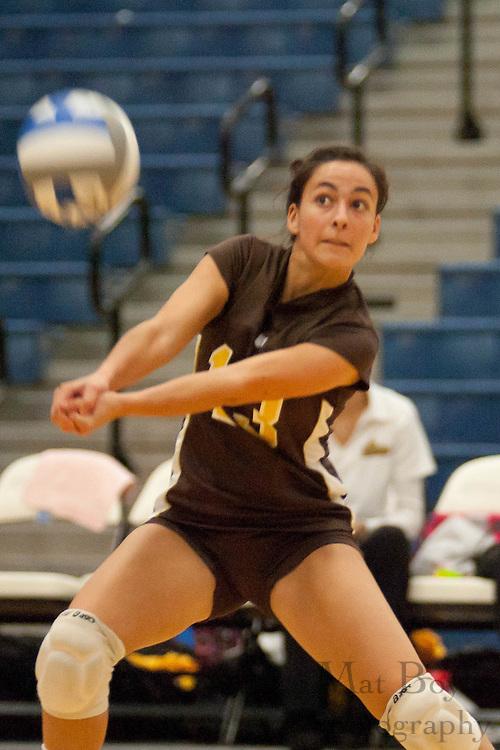 2010-11-04: NJAC Women's Volleyball Tourament - Rowan Univeristy at Stockton College