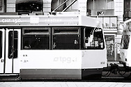 Tram, Geneva