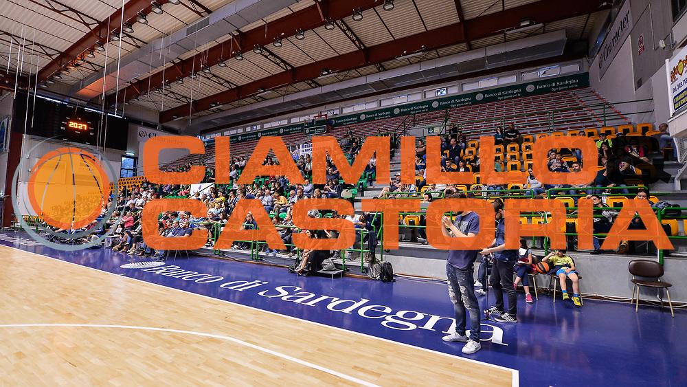 Panoramica<br /> Saluti Finali Banco di Sardegna Dinamo Sassari<br /> Legabasket Serie A LBA Poste Mobile 2016/2017<br /> Sassari 18/05/2017<br /> Foto Ciamillo-Castoria