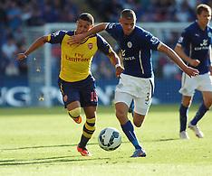Leicester v Arsenal 8/2014