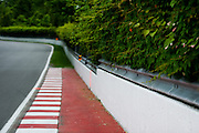 June 7-9, 2013 : Canadian Grand Prix. Circuit Gilles Villeneuve track detail