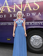 2019, August 13. Grand Hotel Amrath Kurhaus, Scheveningen, The Netherlands. Aimee de Pater at the  state banquet to celebrate the start of the rehearsals for the Anastasia musical.