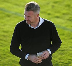 Bristol Academy manager, Willie Kirk - Mandatory byline: Dougie Allward/JMP - 07966386802 - 27/08/2015 - FOOTBALL - Stoke Gifford Stadium -Bristol,England - Bristol Academy Women FC v Oxford United Women - FA WSL Continental Tyres Cup