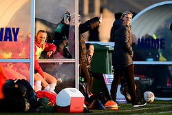 Liverpool Women manager Vicky Jepson - Mandatory by-line: Ryan Hiscott/JMP - 19/01/2020 - FOOTBALL - Stoke Gifford Stadium - Bristol, England - Bristol City Women v Liverpool Women - Barclays FA Women's Super League