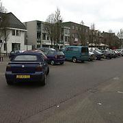 Parkeerterrein Wilhelminaplantsoen Bussum