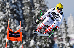 10.03.2018, Olympiabakken, Kvitfjell, NOR, FIS Weltcup Ski Alpin, Kvitfjell, Abfahrt, Herren, im Bild Max Franz (AUT) // Max Franz from Austria in action during the men's downhill of FIS Ski Alpine World Cup in Olympiabakken in Kvitfjell, Norway on 2018/03/10. EXPA Pictures © 2018, PhotoCredit: EXPA/ Jonas Ericson