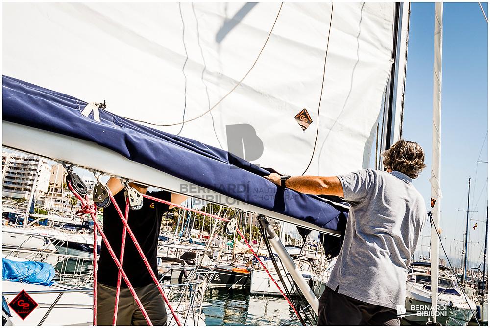GP Sails. <br /> &copy; Bernard&iacute; Bibiloni / www.bernardibibiloni.com