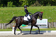 Andrea Maass - Zalantos HF<br /> Pro Elite Pamfou Dressage 2015<br /> &copy; DigiShots