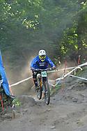 Mondiali di Dowhill in Val di Sole, prove libere juniores SORRENTINO Lorenzo, Comezzadura 8 settembre 2016 © foto Daniele Mosna
