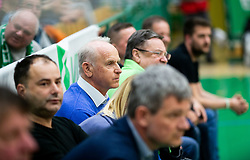 Joze Mermal during basketball match between KK Krka and KK Petrol Olimpija in 22nd Round of ABA League 2018/19, on March 17, 2019, in Arena Leon Stukelj, Novo mesto, Slovenia. Photo by Vid Ponikvar / Sportida