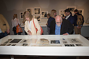 CHRISTINE BLAKE; PETER BLAKE; , Preview of Terence Donovan: Speed of Light, Photographers Gallery, Ramillies Place, Thursday 14 July 2016,