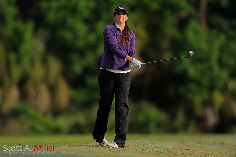 Renee Skidmore during the final round of the IOA Golf Classic at Alaqua Country Club on March {today day}, 2014 in Longwood, Florida.<br /> <br /> &copy;2014 Scott A. Miller