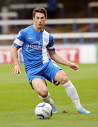 Peterborough United's Tommy Rowe - Photo mandatory by-line: Joe Dent/JMP - Tel: Mobile: 07966 386802 19/10/2013 - SPORT - FOOTBALL - London Road Stadium - Peterborough - Peterborough United V Shrewsbury Town - Sky Bet League One