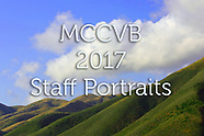 MCCVB Staff Portraits