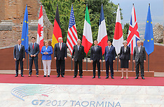 G7 Summit 2017 - 26 May 2017