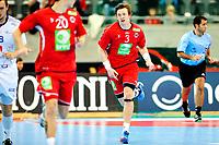 Fredag 2. November 2013 , Hånball , Bring Cup Golden Leauge , Herrer<br /> Norge - Frankrike<br /> Sander Sagosen - Norge<br /> Foto: Sjur Stølen / Digitalsport