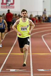 Boston University Terrier Invitational Indoor Track Meet: Rich Peters