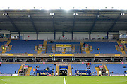 The Kassam Stadium during the EFL Sky Bet League 1 match between Oxford United and Walsall at the Kassam Stadium, Oxford, England on 31 December 2016. Photo by Dennis Goodwin.