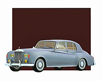 When people talk about the Rolls Royce, they are always referring to a classic car. Even the ones that are made in the present. This incredible piece from 1963 is a crucial reminder of just how much this company has contributed to the history of automobiles. This digital painting can work almost anywhere. .<br />