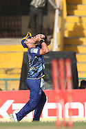 Hamish Rutherford of Otago Volts takes the catch to get Ali Waqas of the Faisalabad Wolves wicket during the Qualifier 1 match of the Karbonn Smart Champions League T20 (CLT20) between Otago Volts and the Faisalabad Wolves held at the Punjab Cricket Association Stadium, Mohali on the 17th September 2013<br /> <br /> Photo by Shaun Roy/CLT20/SPORTZPICS<br /> <br /> <br /> Use of this image is subject to the terms and conditions as outlined by the CLT20. These terms can be found by following this link:<br /> <br /> http://sportzpics.photoshelter.com/image/I0000NmDchxxGVv4<br /> <br /> ENTER YOUR EMAIL ADDRESS TO DOWNLOAD